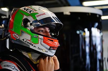 Alfonso Celis Jr remplace Pérez en EL1 à Austin