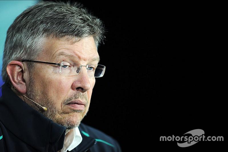 Brawn - J'ai été invité à participer à l'écriture des règlements F1