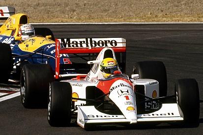 Formel 1 vor 25 Jahren: Ayrton Senna holt 3. und letzten WM-Titel