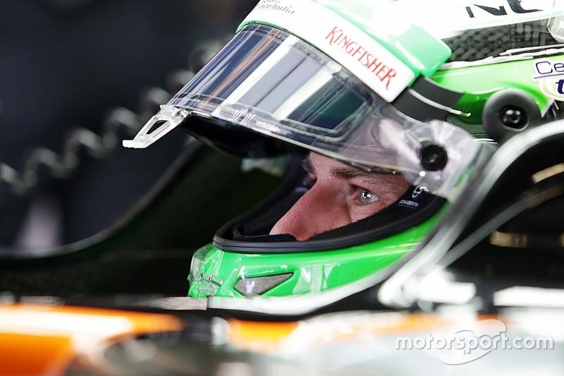 Hülkenberg - Renault veut se battre pour la victoire, et moi aussi!