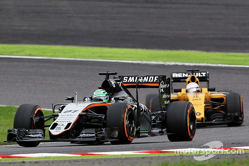 """Hulkenberg ingin """"bertarung untuk juara"""" di Renault"""