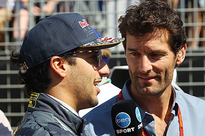 Webber akkor segített Ricciardónak, amikor kellett