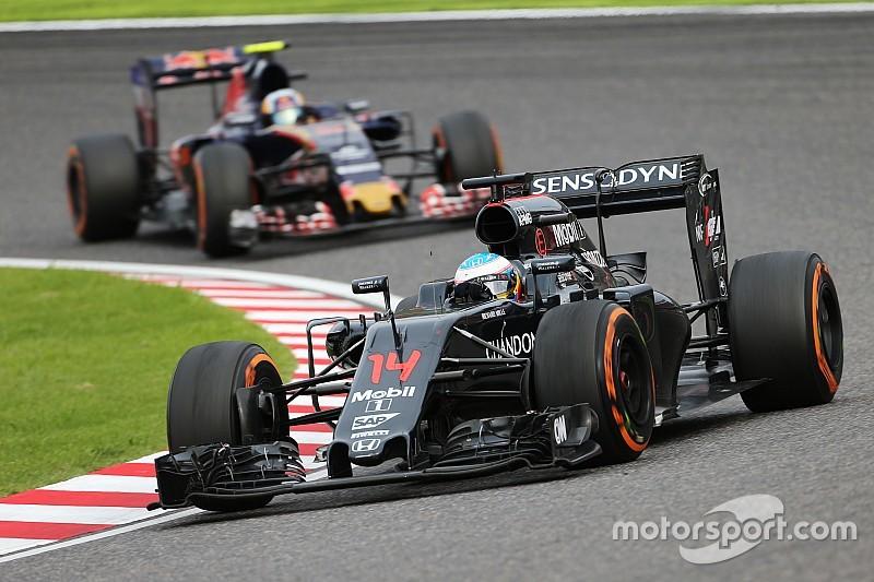 Alonso y McLaren, con el objetivo de entender el coche para 2017