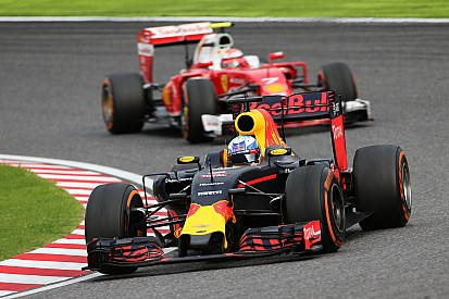 Ricciardo verwacht dat Ferrari sterk voor de dag komt in Austin