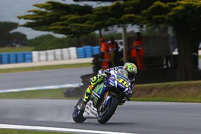 MotoGP Phillip Island: Strafe für Valentino Rossi!