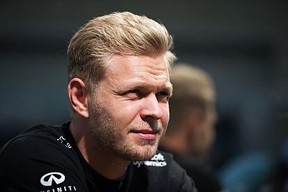 Magnussen berharap dapat jadi rekan satu tim Hulkenberg