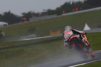 Derde MotoGP-training op Phillip Island verlengd na slecht weer op vrijdag