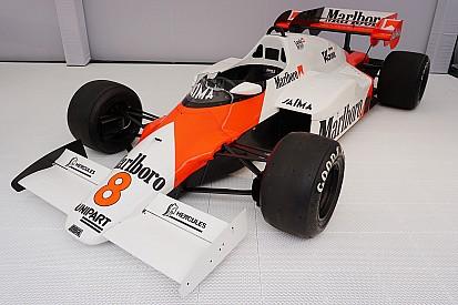 Lauda 0,5 ponttal lett bajnok a McLarennel Prost előtt : ma 32 éve