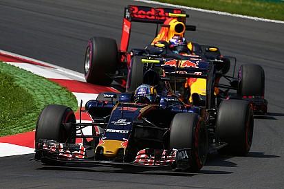 """Sainz: """"Toro Rosso kan ook zonder hulp van Red Bull goede auto bouwen"""""""