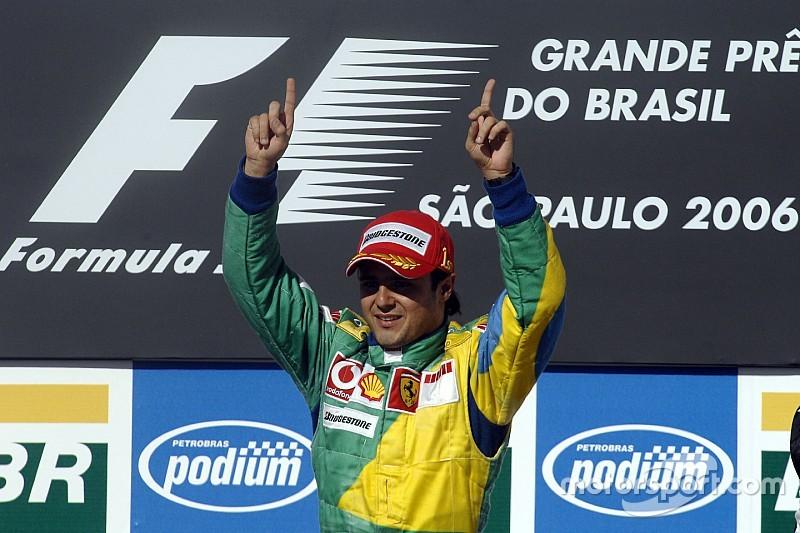 Há 10 anos, Massa vencia e Schumi se aposentava no Brasil