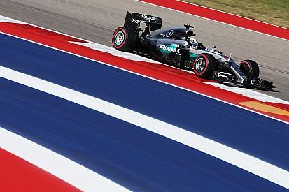 GP Amerika Serikat: Hamilton jadi yang tercepat di FP1