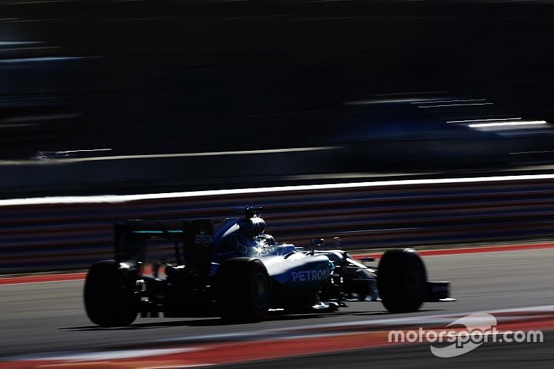 Austin, Libere 1: Hamilton rialza la testa. Mercedes imprendibili!