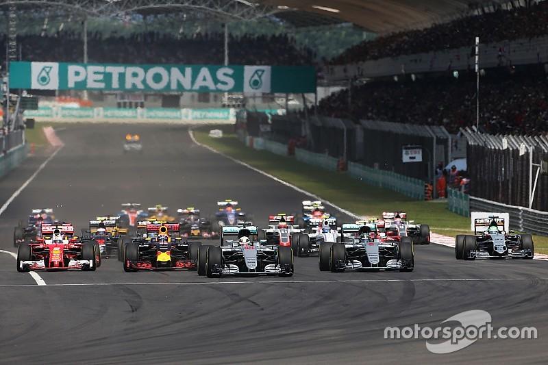 La FIA adotta un sistema per capire se un'auto stalla in griglia