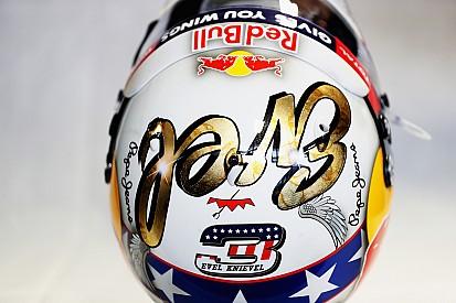 Galería: el casco especial de Ricciardo para Austin