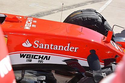 Vettel Ferrarija hirtelen törött szárnyú denevér lett