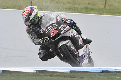 Moto2オーストラリア:FP3 またも天気に翻弄されたセッションに。トップはザルコ