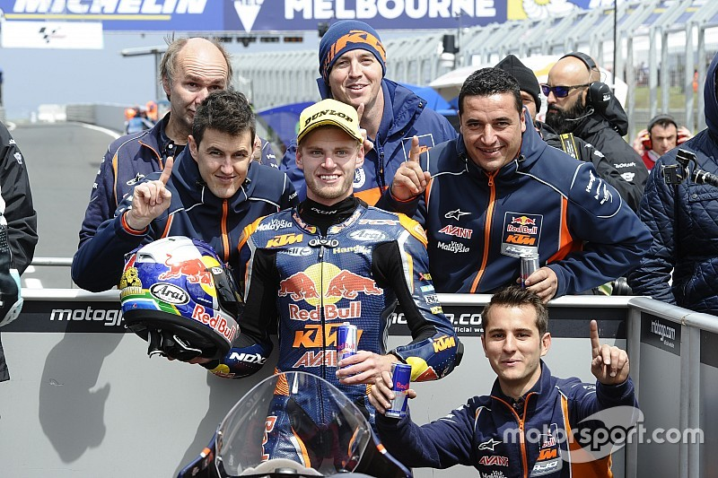 Moto3 Australia: Binder start terdepan untuk kelima kalinya