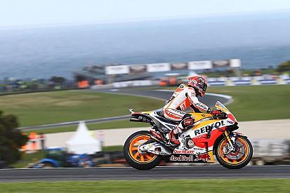 MotoGP Phillip Island: Marquez mit der Pole-Position