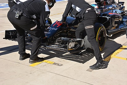 Analyse: McLaren evalueert 2017-concept in Austin