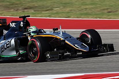 A Force India erősebb Austinban, mint azt várták?