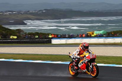 Qualifs - Márquez brille, les Yamaha en 2e moitié de grille