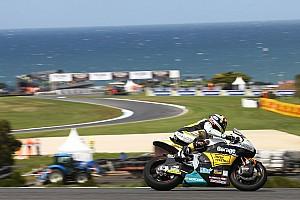 Moto2 Qualifying report Moto2 Australia: Luthi start terdepan, Zarco terjatuh dua kali