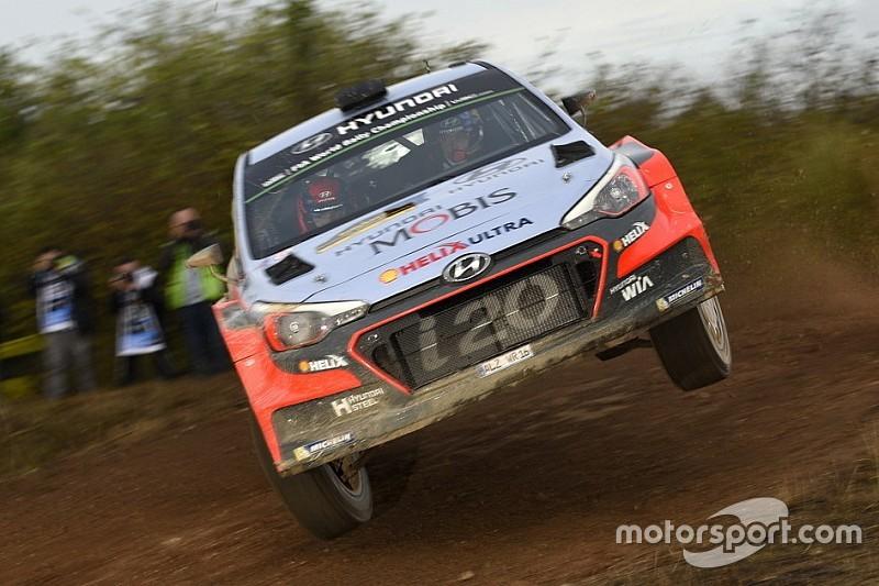 Hyundai svela la line up piloti per il Rally d'Australia