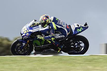 """Rossi: """"Venir aquí en invierno es una mala decisión, correr a las 4 de la tarde es peligroso"""""""