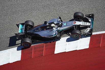 Hamilton nyert az időmérőn Amerikában Rosberg, Ricciardo és Verstappen előtt