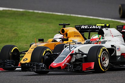 A Renault számára egyfajta rémálom a Haas a bajnokságban
