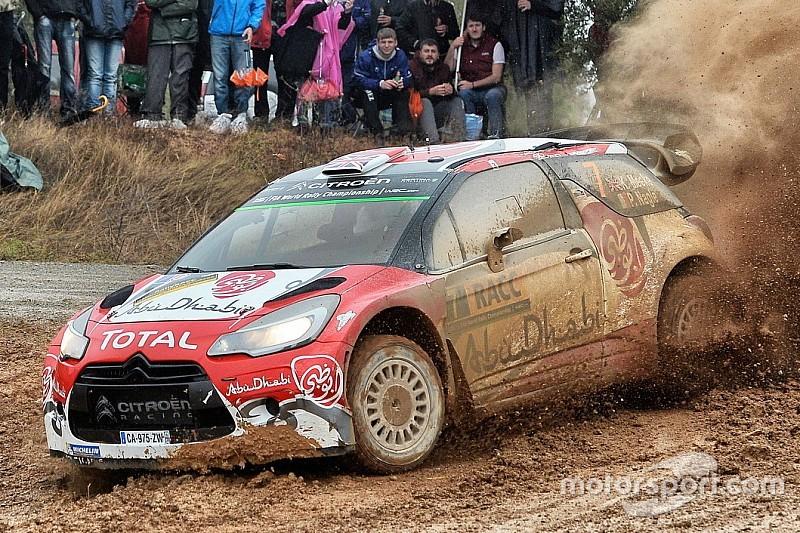 Il team Abu Dhabi schiererà al Rally di Gran Bretagna quattro DS3