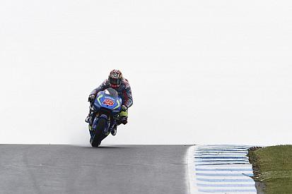 Suzuki va a por el podio que acabaría con sus privilegios