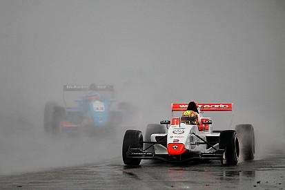 Lando Norris più veloce della pioggia, conquista la pole per Gara 1all'Estoril