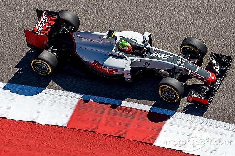 Haas F1 через проблеми не показали реальний темп на Гран Прі США