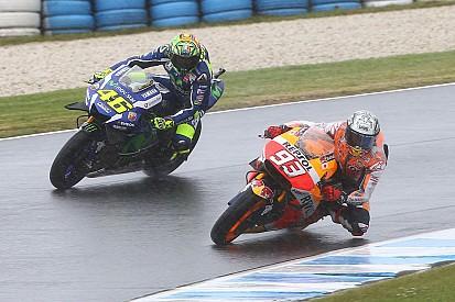 Marquez verwacht opmars van Yamaha-rijders in de race