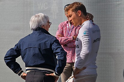 Para Ecclestone, título de Rosberg será ruim para F1
