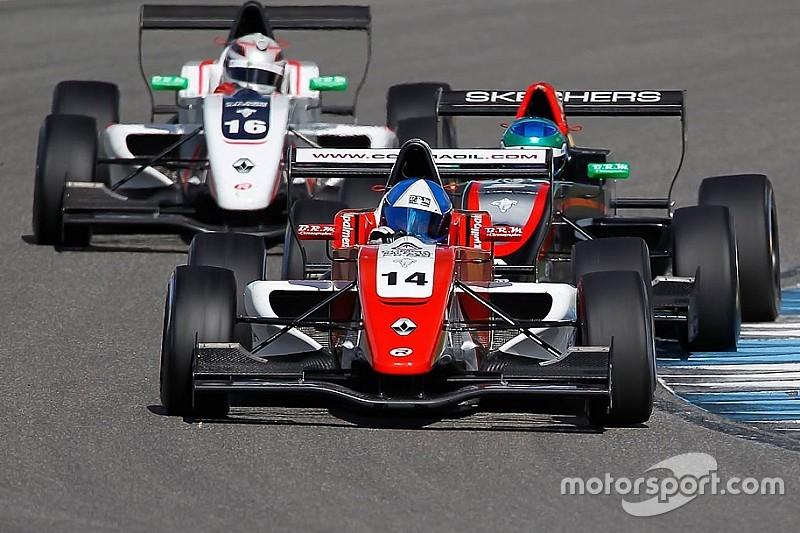 Gara 1: Will Palmer conquista il primo successo all'Estoril