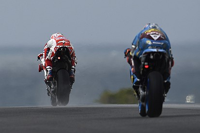 MotoGP auf Phillip Island: Die Startaufstellung in Bildern