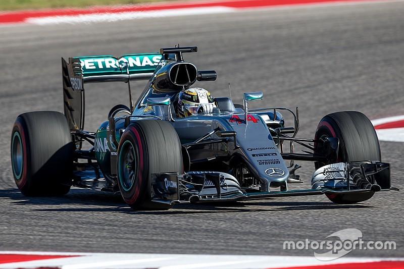 Mercedes se saltó el toque de queda por una posible avería de Hamilton