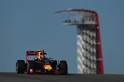 Verstappen al frente previo a la clasifición en Austin
