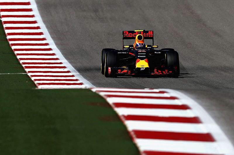 """Max Verstappen élu """"Pilote du Jour"""" du GP des États-Unis"""