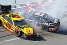 Bildergalerie: NASCAR-Crashs in Talladega