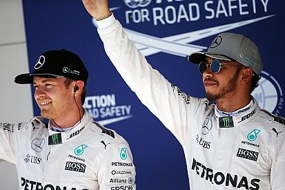 Hamilton ijzersterk naar pole Amerikaanse Grand Prix, Verstappen vierde
