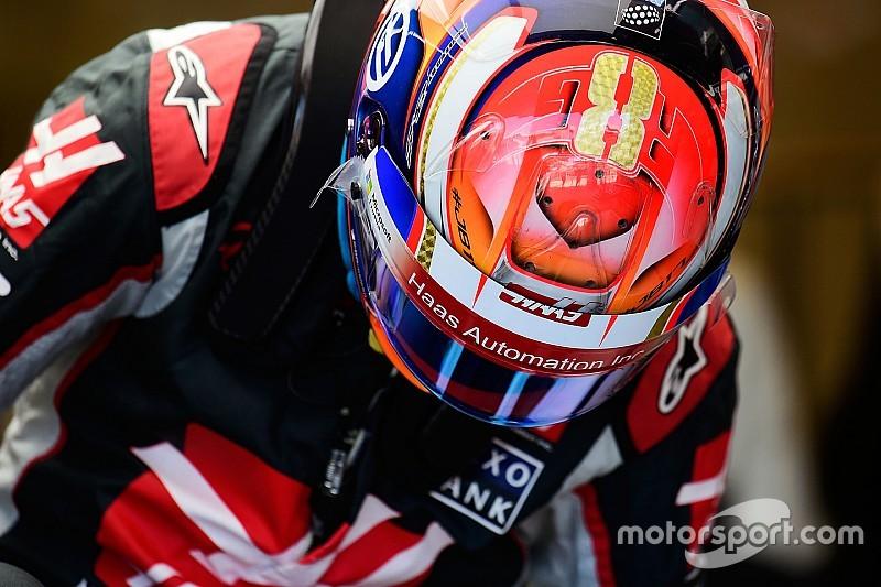 """Grosjean, éliminé en Q1 : """"On est à notre place"""""""