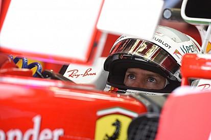 Räikkönen és Vettel szerint egyszerűen nem elég gyors a Ferrari Austinban