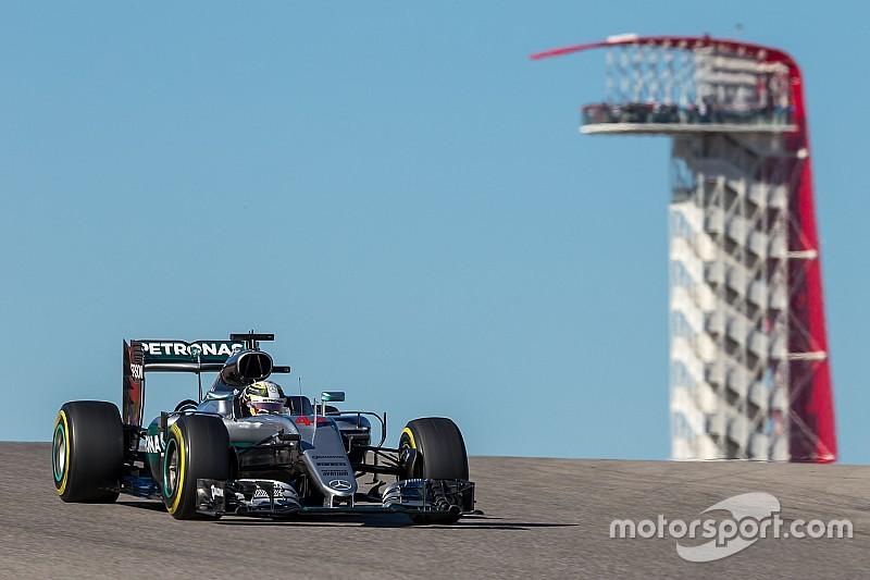 """Hamilton: """"Ben positief over de start"""""""