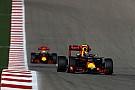 Пилоты Red Bull сами предпочли разные шинные тактики