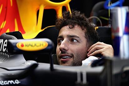 """Ricciardo: """"Voelde me beter op de supersoft"""""""