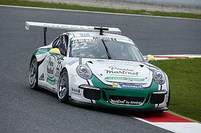 Jaminet trionfa in Gara 1. Beffa per Carioli costretto al ritiro