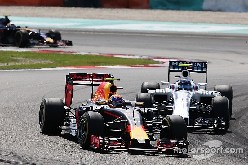 Los pilotos de F1 respaldan las restricciones a los movimientos en frenada